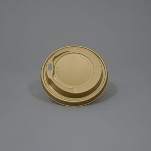 Gold Paper Cup Lid