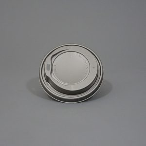 Silver Paper Cup Lid