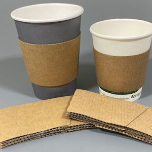 Corrugated Cup Sleeves for 8oz Cups