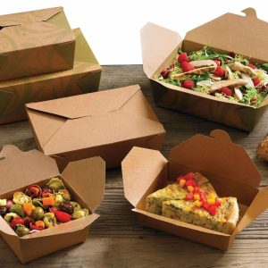 Takeaway Boxes & Containers