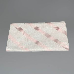 Burger Wrapping Sheets Red