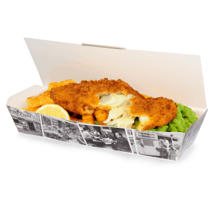 Fish & Chip Boxes