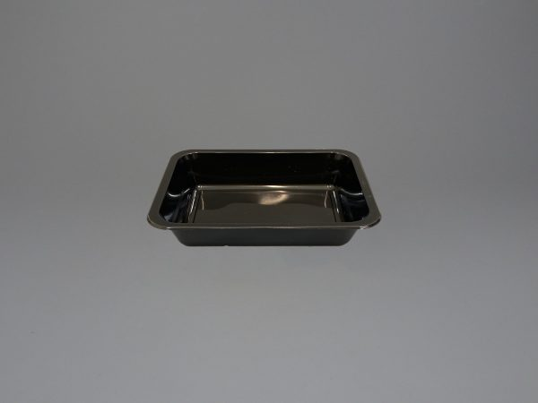 Black Plastic Food Containers