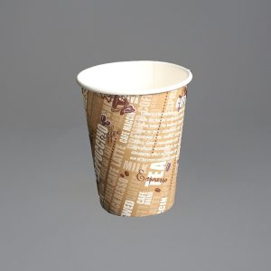 Cappuccino Printed Cups