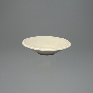 24oz GreenFeel Pulp Round Bowl For Hot Food and Cold food such as salads.