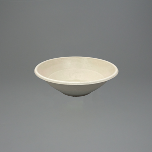 32oz GreenFeel Pulp Round Bowl For Hot Food and Cold food such as salads.
