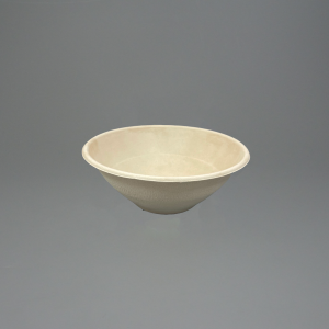 40oz GreenFeel Pulp Round Bowl For Hot Food and Cold food such as salads.